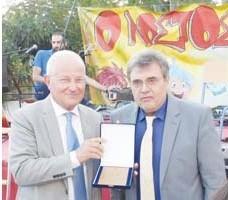 """Ο πρόεδρος του """"Καλού Ποιμένα"""" Νίκος Ποιμενίδης σε μία συνέντευξη καρδιάς."""