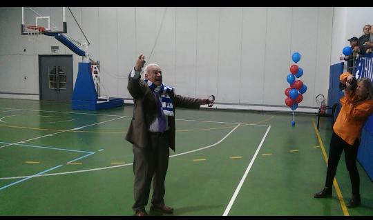 """Γιάννης Ματζουράνης : """"Ζω για τη στιγμή που θα δω τον Εθνικό στα """"μεγάλα σαλόνια"""" του ποδοσφαίρου."""""""